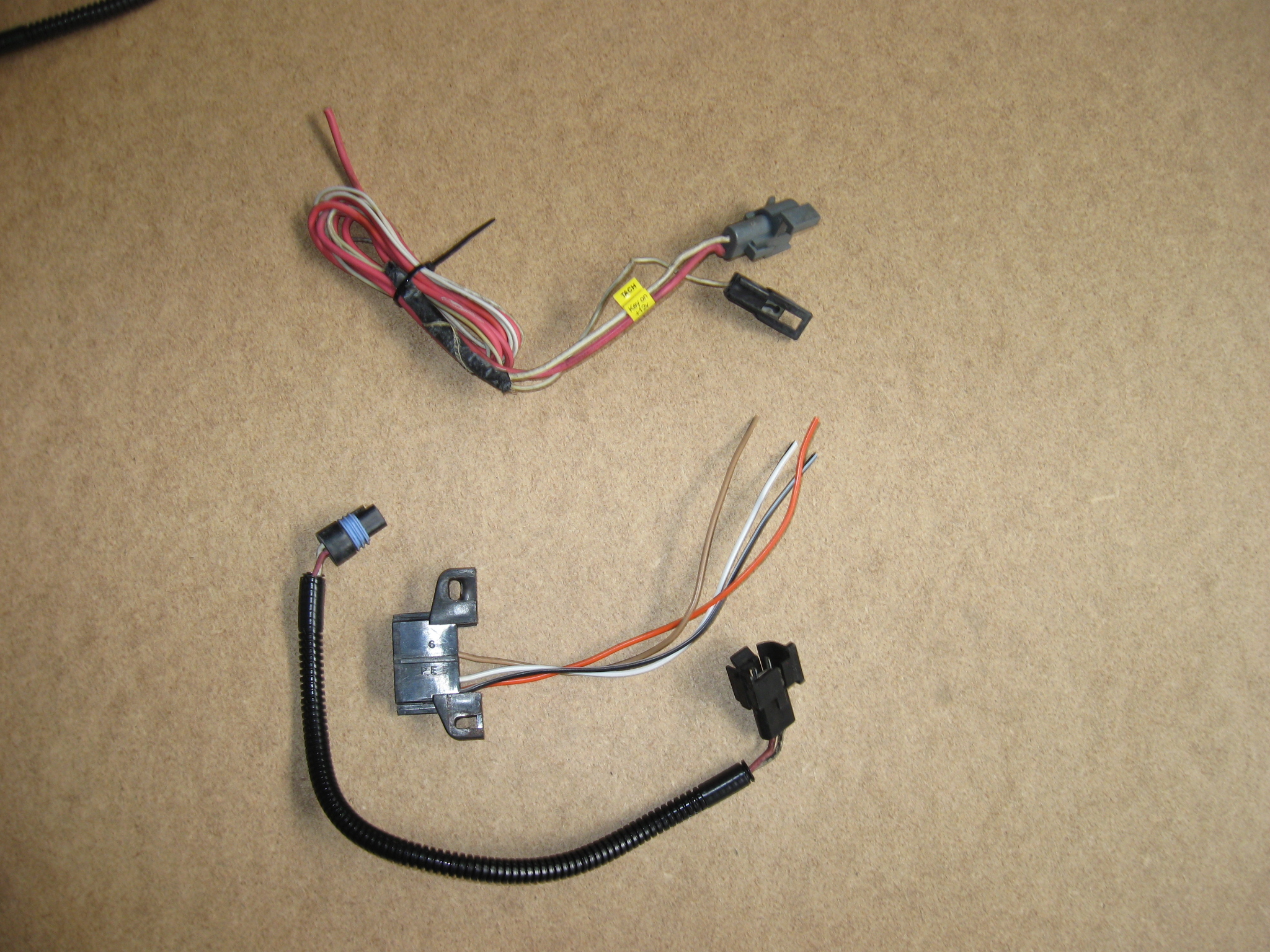 tbi wiring harness kit