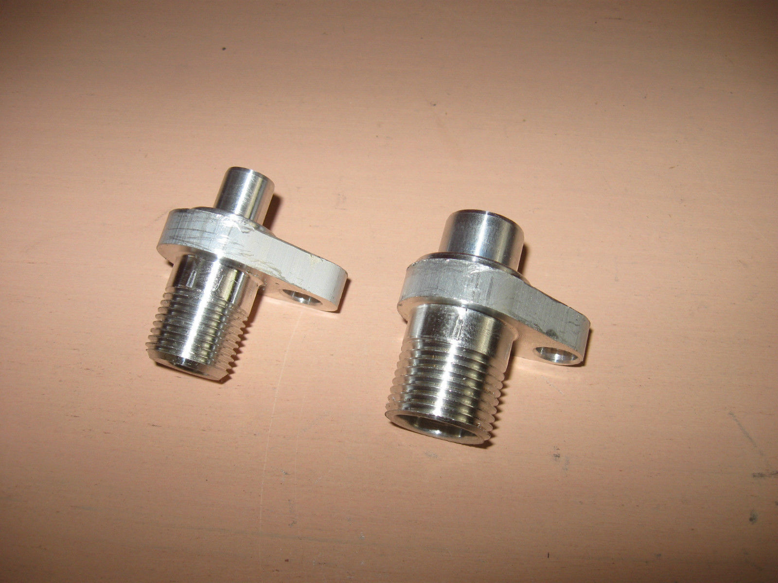 LS Swap AC Compressor adapter fittings for Denso 10S17F ...