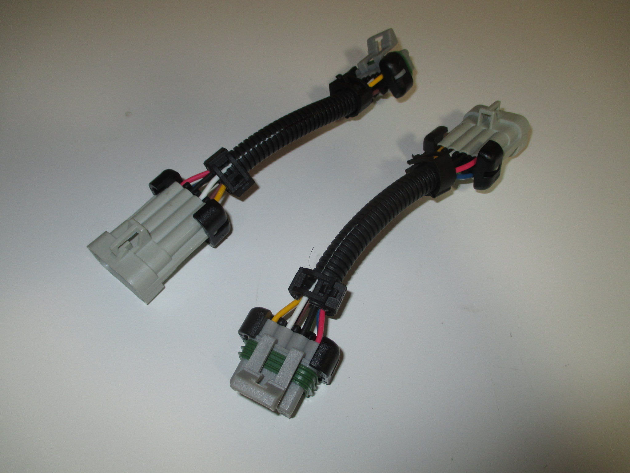 Ls3 Coil Wiring Harness : Ls lq ignition coil harness set for relocation
