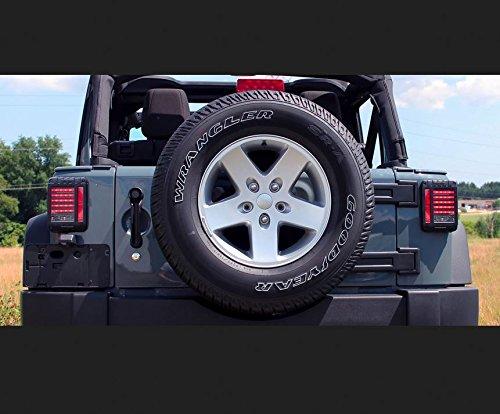 Jw Speaker Led Tail Lights Model 279 J Series For Jeep