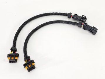 "4 Pin 36/"" Oxygen Sensor Extension Wire Harness Black Square for LS1 Camaro"