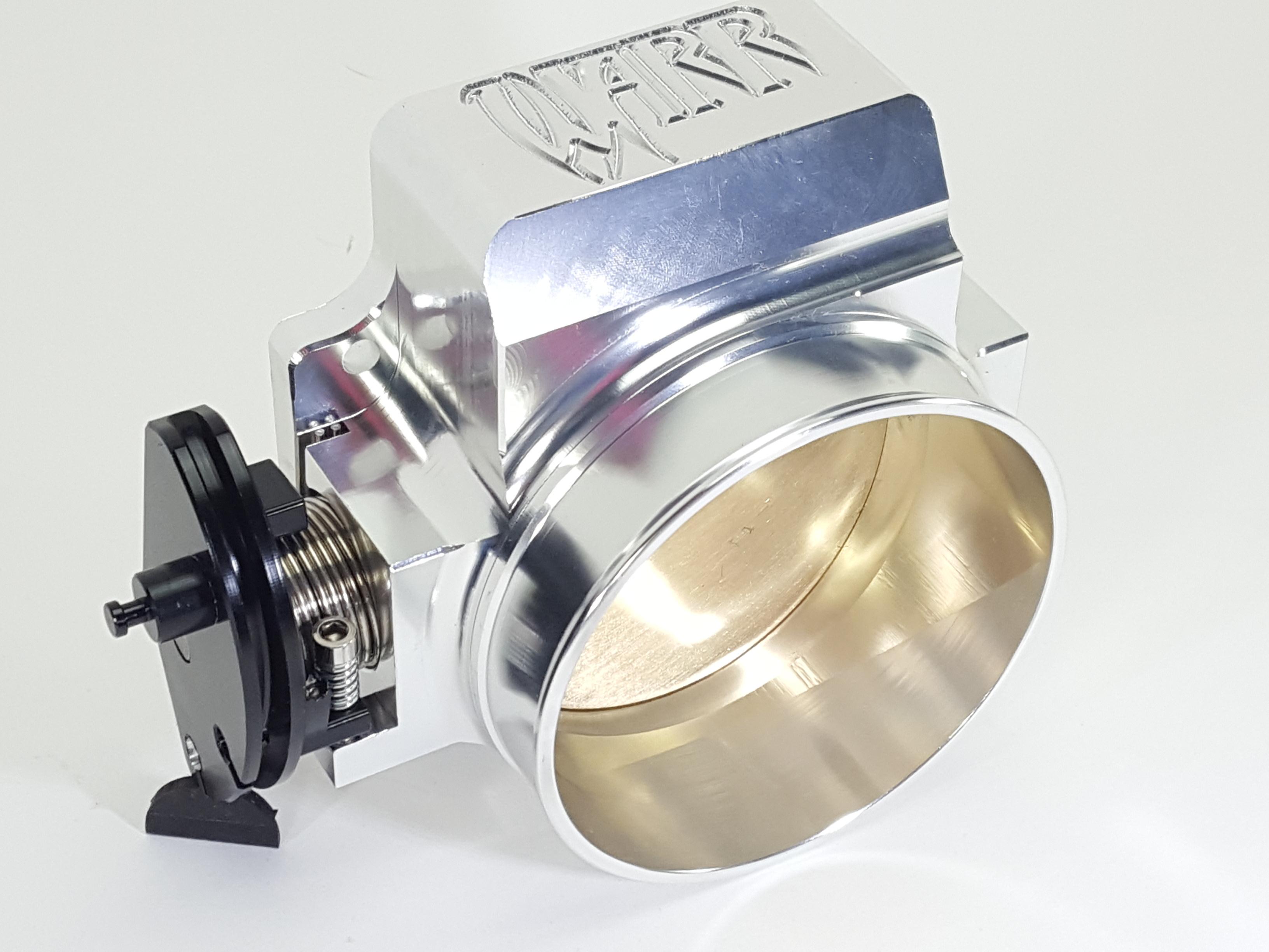 102mm Throttle Body - Alum - No Vent Tube - LS1 LS2 LS3 LSX