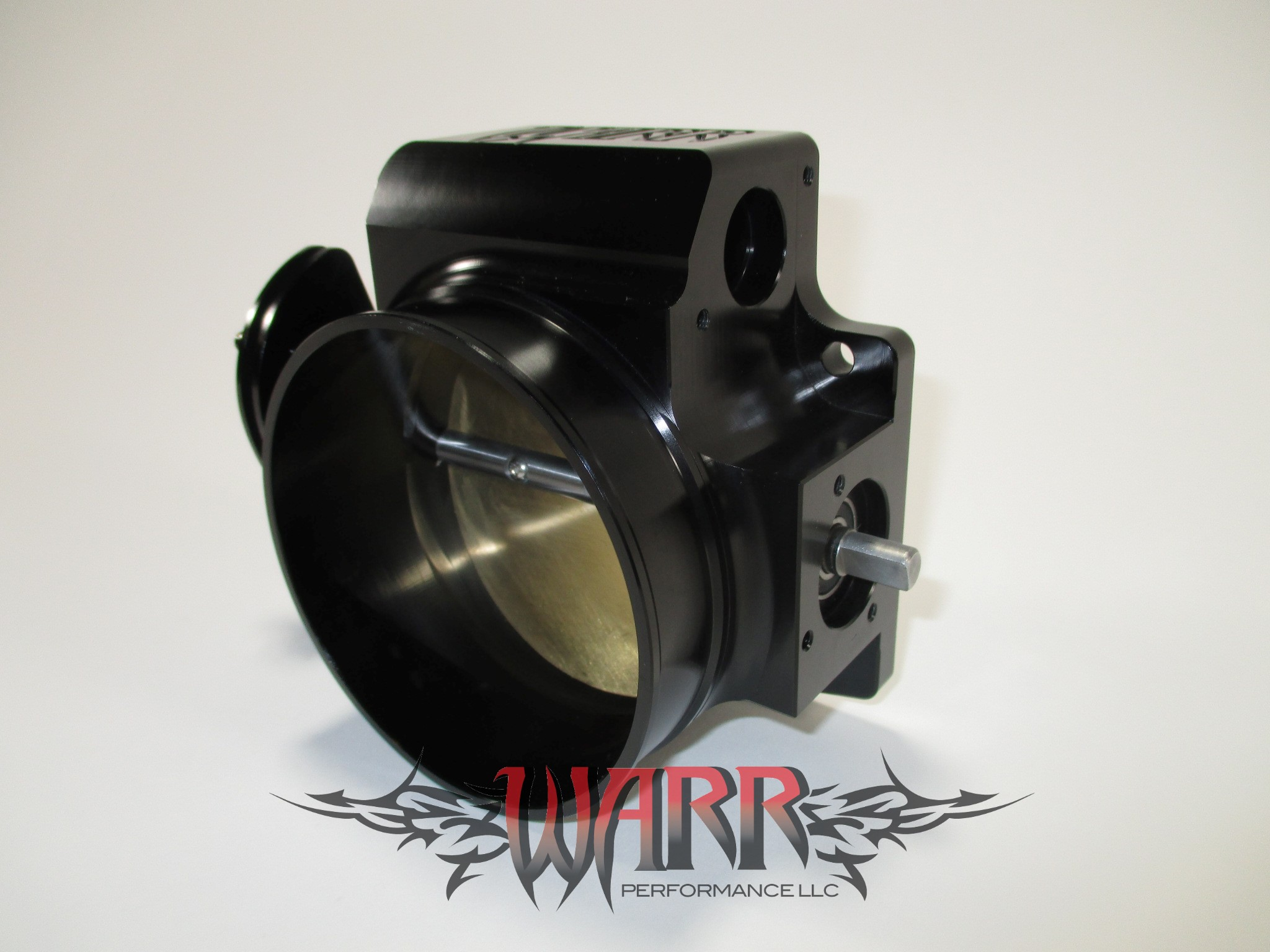 102mm Throttle Body LS1 LS2 LS3 LSX Alum.- No Vent Tube WARR Performance
