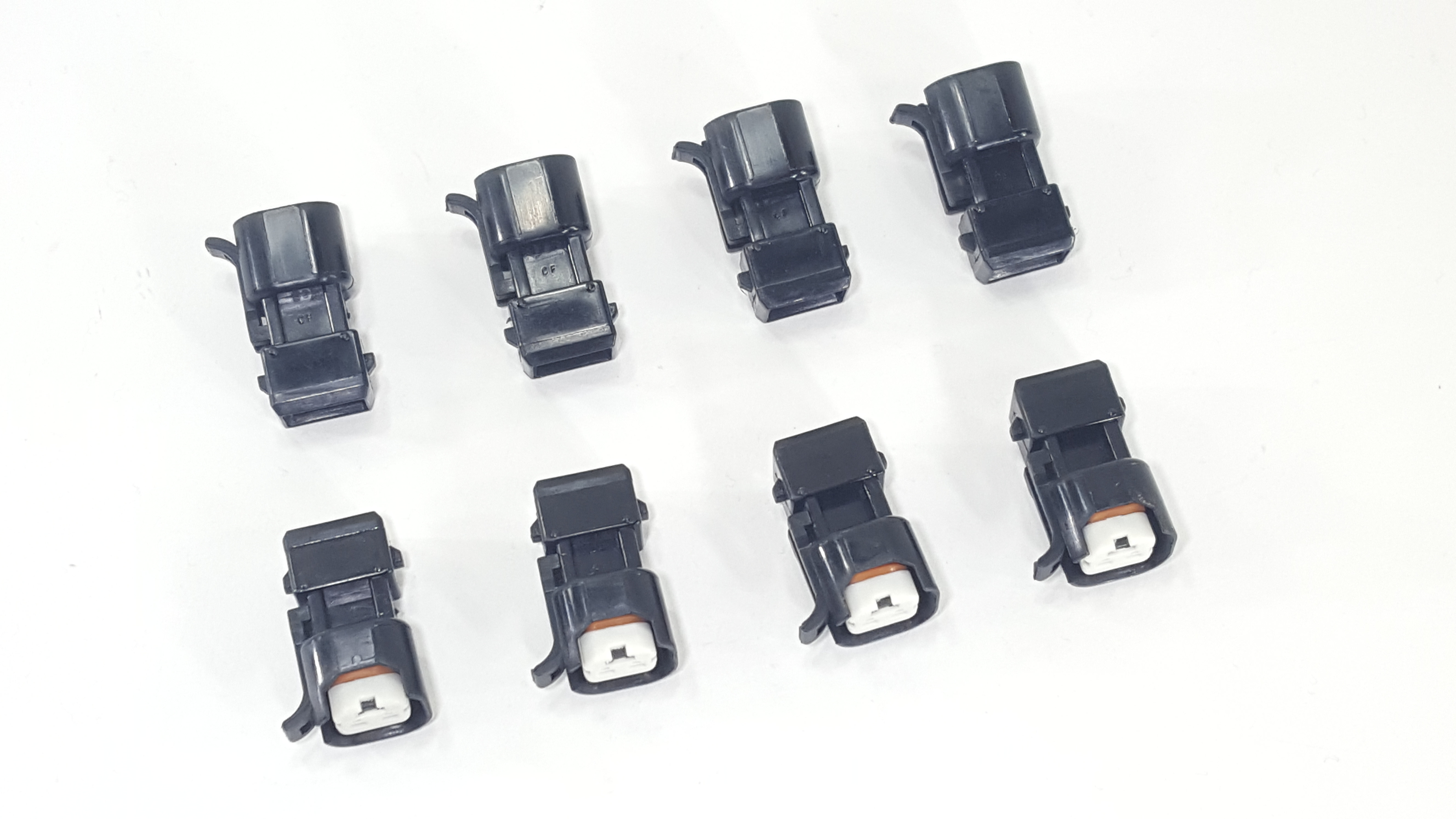 EV1 to EV6 Injector Adapters - LS1 harness to LS2 LS3 USCAR style Injectors