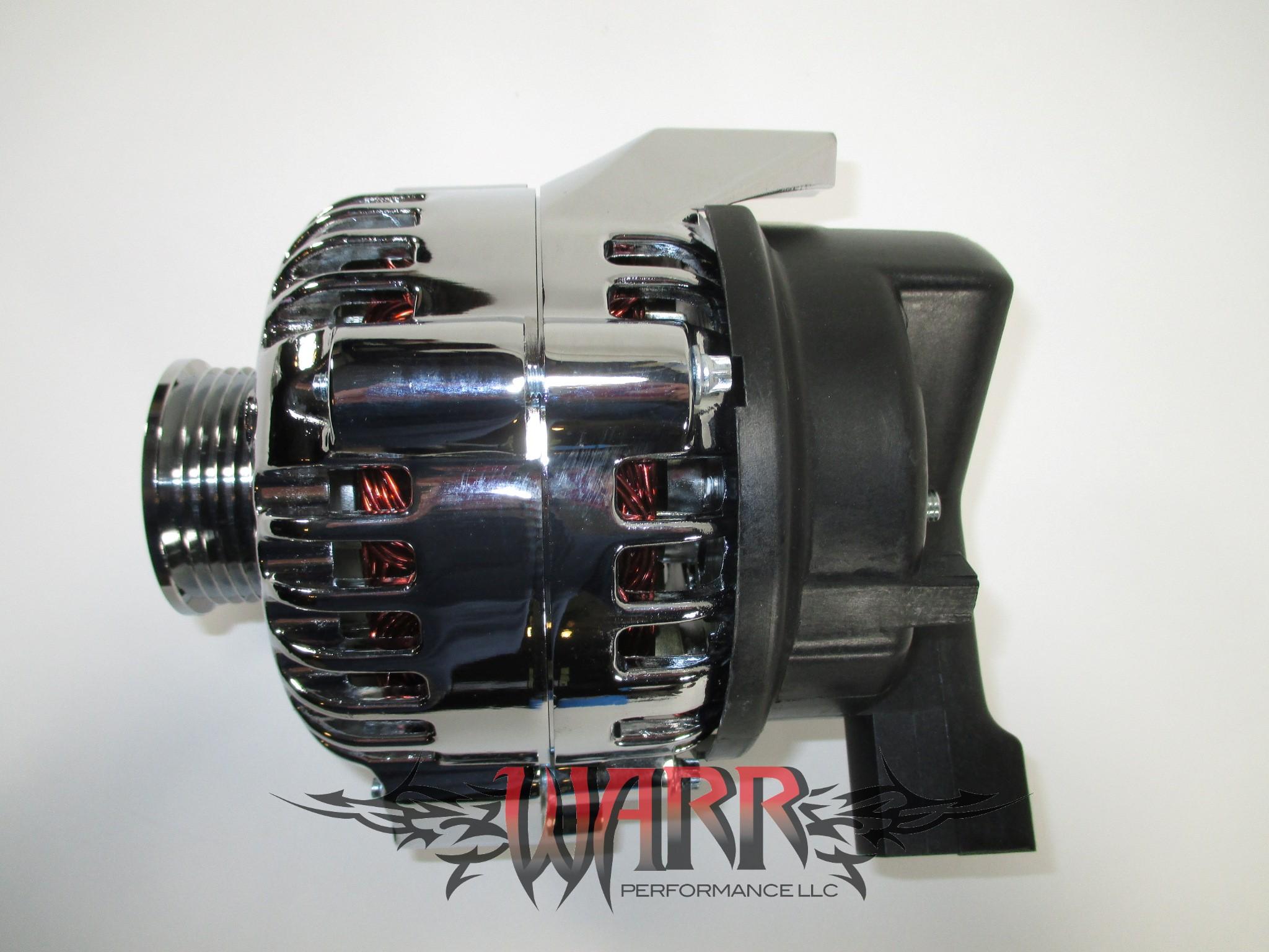 High Output Gm Alternator  U2013 F Body Ls1 Ls6