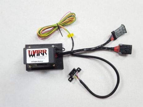 LS Wire Harness - Gen 3 - Drive by Cable - 4L60E - Truck Injectors - WARR  Performance